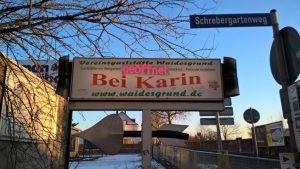 KGA Waidesgrund - Gaststätte